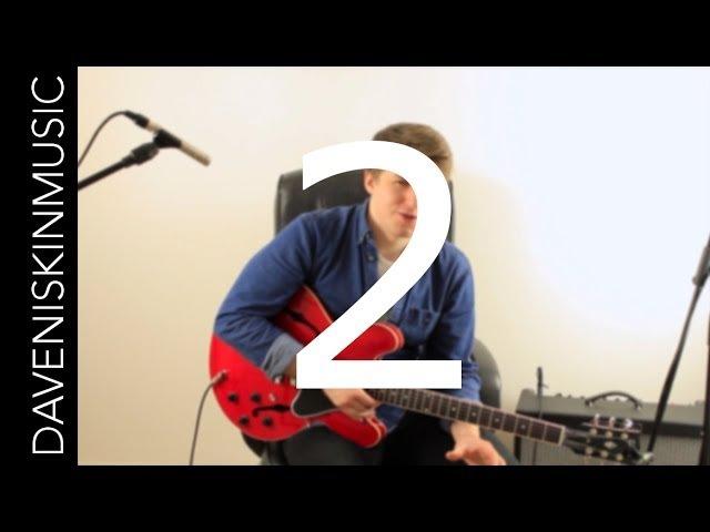 Learn Bebop Guitar - Jazz Guitar Lesson - John Coltrane 2-5-1 Licks (Part 2)