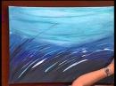 MONITOR Gabriela Mensaque pintando flores con Acrílicos Profesionales Lautrec Manos a la Obra