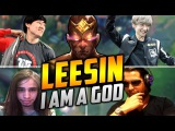 Peanut &amp Gripex &amp Bubba Kush and Rush, I am a GOD  League of Legends