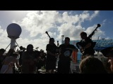Saltatio Mortis - Ad Hoc concert at 70000 tons of metal 2017