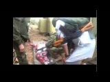 Смерть глазами военного первые секунды после обстрела госпиталя МО РФ в Алеппо