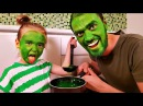 Bad Baby Hulk vs Daddy Hulk Вредные детки Халки Superhero in Real Life Видео для Детей