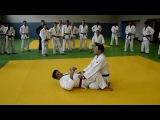 Stage technique Ne Waza Judo Bre