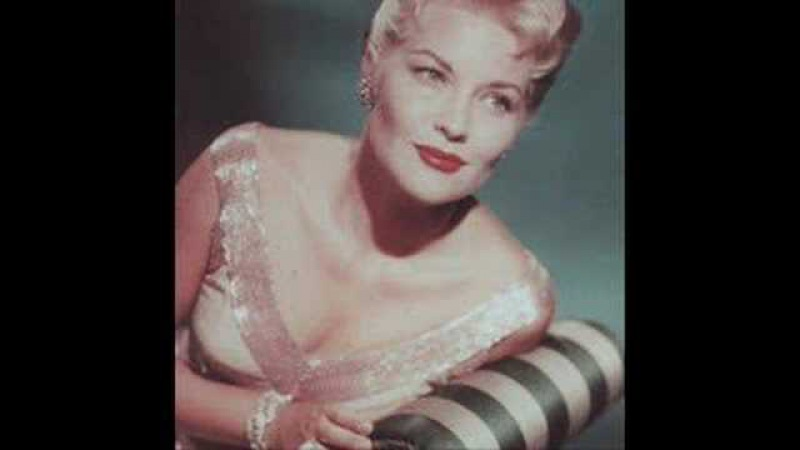 With My Eyes Wide Open - Patti Page