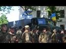 В Одессу с Донбасса вернулись морпехи ВМСУ Опубликовано 29 июн. 2017 г. syoutu.be/x95gX0h9i50 В Одессу с востока Украины вернулся 137 батальон морской пехоты Военно-морских сил Украины.