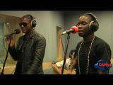 Tinchy Stryder at 95.8 Capital FM - Take Me Back (ft. Taio Cruz)