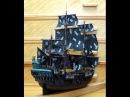 черная жемчужина корабль модель black pearl ship model