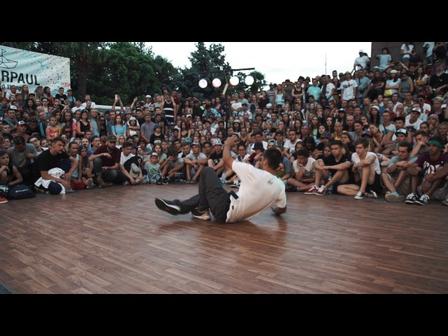 Slav Robin VS Cheerito Apache / СИЛА И МОЩЬ / Yalta Summer Jam 2017