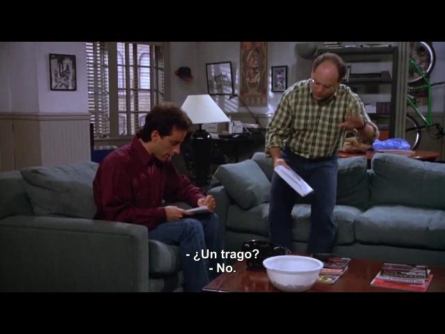 Seinfeld T4 Las Cartas de Cheever