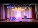 495  народный хореографический кол в Каданс  Кувандык  Казачий