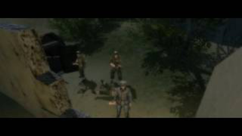 В тылу врага 2: Лис Пустыни - Эвакуация - Огонь во тьме
