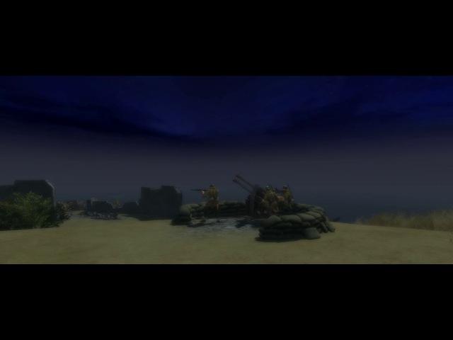 В тылу врага 2: Лис Пустыни - Разведка - Огонь во тьме