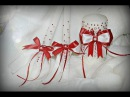 DIY Свадебные свечи для обряда семейный очаг своими руками МАСТЕР-КЛАСС