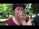 Вдова ополченца Мой муж принял решение встать на защиту своих детей и семьи