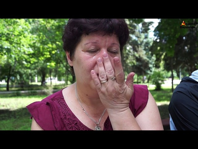 Вдова ополченца : Мой муж принял решение встать на защиту своих детей и семьи