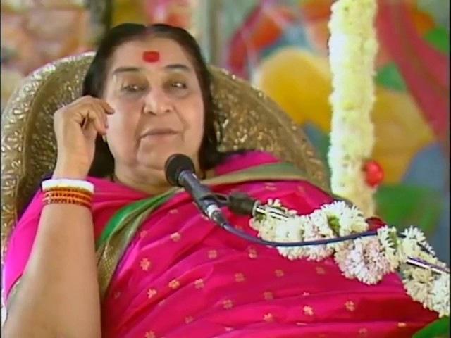 1991 год, 15 декабря. Пуджа шри Ганеше «Мудрость – это жить в настоящем» Пуна. Шери. Индия.