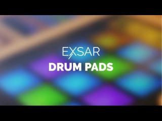 Exsar - Disco 80s (Drumpads)