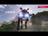 Новый геймплей одиночной кампании Titanfall 2
