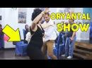 Yenge Düğünde Oryantal Show Yapıyor