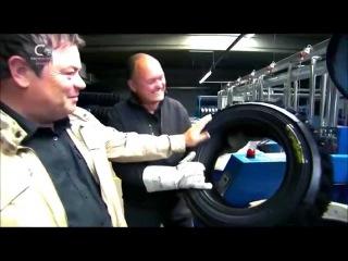 Махинаторы: восстановление изношенных покрышек WheelersDealers: restoration of worn tires