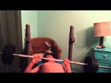 GETTING KILLED BY 58 KG FOR THE FIRST TIME- WORKOUT FAIL