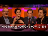 The Graham Norton Show S21E03 Brendan O'Carroll, Vicky McClure, Rob Brydon and Harry Styles
