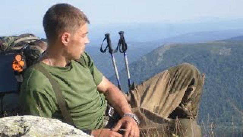 мой поход 120км,к горе Большой Каным.через Кузнецкиий Алатау.семь дней из десяти