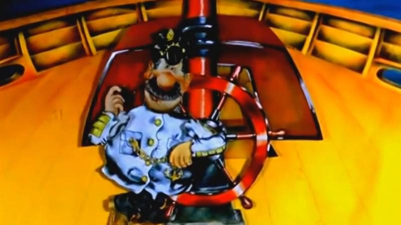 Приключения капитана Врунгеля - как вы яхту назавете (песенка)