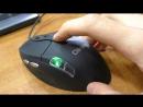 ЭЛЕМЕНТАРНОЕ. Глючит кнопка / Ложные срабатывания. Мышь Chicony MS-8268