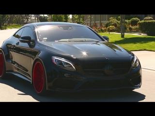 FORGIATO l Mercedes-Benz S-Coupe Widebody