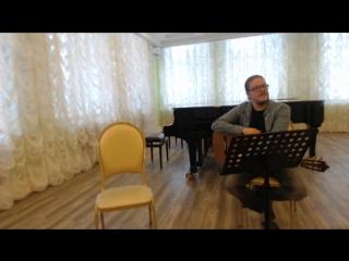 Tolonen Otto - мастер-класс в ГКА им. Маймонида, 30.10.2016