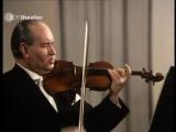 ДАВИД ОЙСТРАХ - Violin Sonata No 33 in E-flat major, K 481 (Mozart)