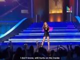 Yulia Savicheva - Москва-Владивосток (English Subtitles)