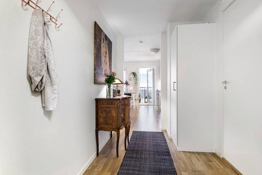 Интерьер квартиры-студии 36 м.