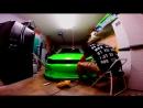 Volkswagen MKVI Jetta Wrapped in Hexis Gloss Kiwi Green Vinyl