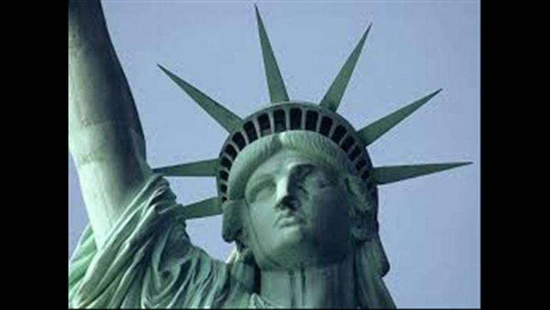 Статуя Свободы-Валек сын Саратова