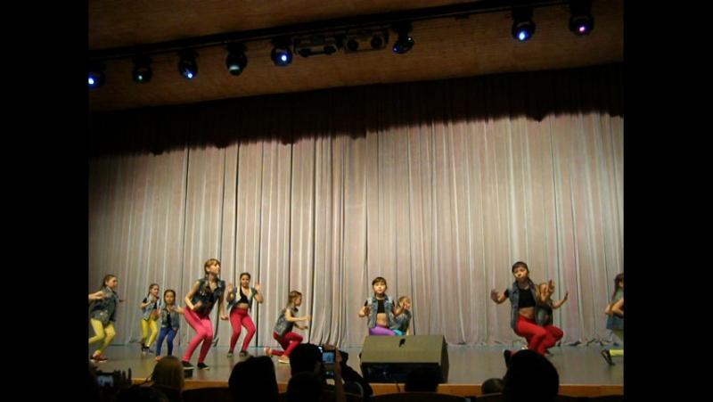 Зум-зум Большой Отчётный концерт Школы танцев PRO.Dviжение 21 мая 2017