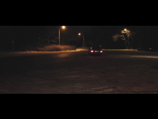BMW Street Drifting in the night