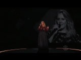 Adele — Hello (Live at @Grammy)