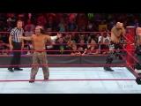 RAW The Hardy Boyz vs. Luke Gallows &amp Karl Anderson - July 10, 2017