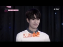 Im an actor Seungjun KNK vs Keumjo 9Muses - SJ win ep 4