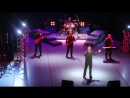 """Выступление ВИА """"Солдаты удачи"""" на Гала-концерте фестиваля армейской песни """"Когда поют солдаты""""."""