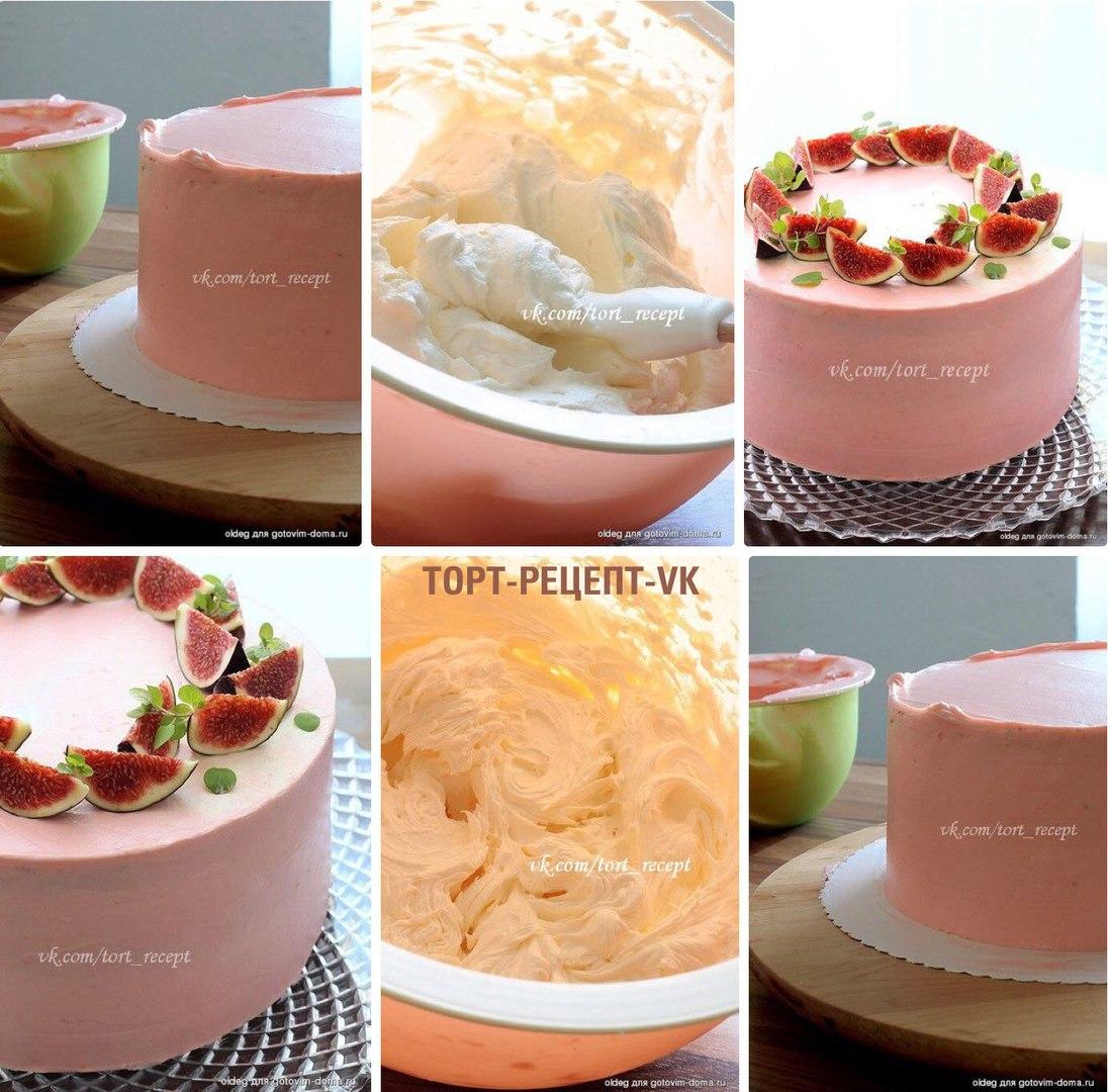 Крем для торта блог