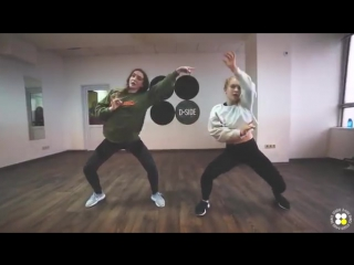 Bryson Tiller – Exchange _ Choreography by Roni & Polina _ D.Side Dance Stud.mp4