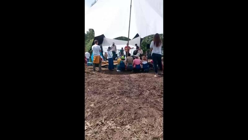 Фестиваль Платформа - сцена Космофест