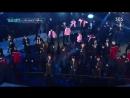 [PERF] 161226 HALO - 마리야 (MARIYA) - ULTRA DANCE FESTIVAL - BOYGROUPS @ 2016 SBS Gayo Daejun