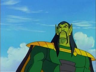 Железный Человек \ Iron man - 1 сезон 13 серия (1994)