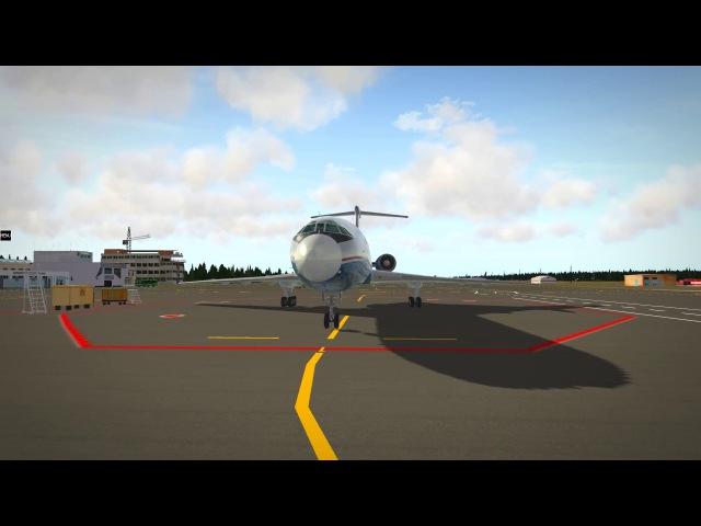 Matrials NG plugin for X-Plane 10 (Tu-154M by Felis)