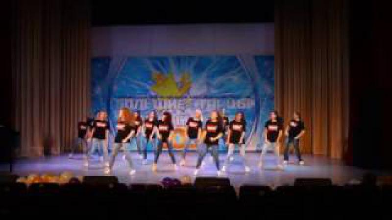 Школа танцев BDF - А мы на стиле - фестиваль Большие танцы 2017