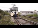 Самый высокогорный трамвай России Златоустовский трамвай